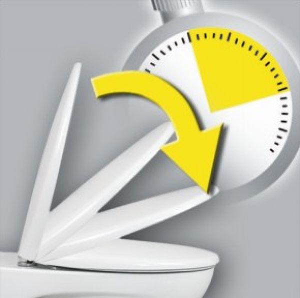absenkbarer Toilettendeckel  - Vorteile und Funktionsweise